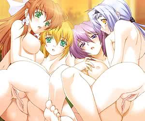 Attractive Anime Babes