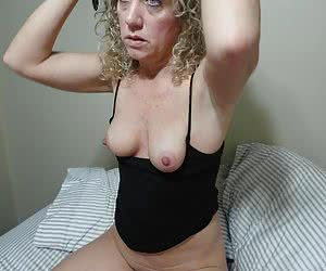 I'm your good little slut girl and you know it. Don't try getting away from me... I'm going to strip out of this slut su