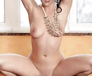There is nothing more charming than sexy Alyssa Milano posing nude and fucking in front of cameras!