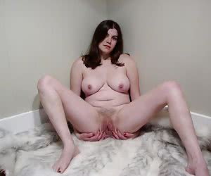 I love shooting my young shy a little fat wife on camera.