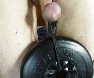 femdom fetish cock and ball torture