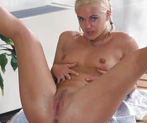 Czech whores work in couples