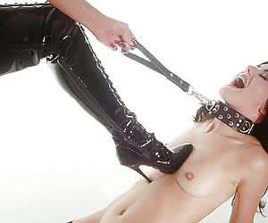 Fetish territory - get ready for something unexpected