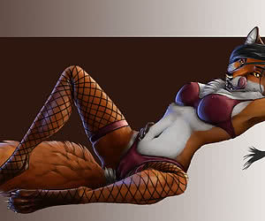 Best of the slutty furry kitties and rabbits
