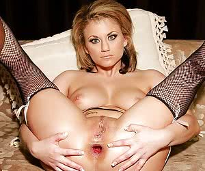 Gaping Holes -Ultimate Open Gaping Pussy and Asshole Collection!