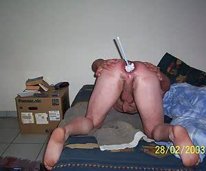 Gay horny fisting collection