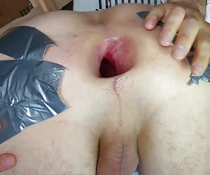 More juicy gay anal fisting collection