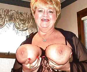 sexy grannies with big tits