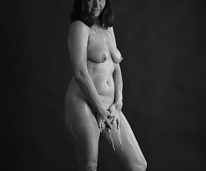 Yes I stand and knees in an old tin tub.Naked as created.Soap up with me.But when the nipples are hard ....If desired, a