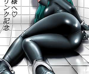 Take a glance at amazingly hot latex manga with girls in latex pose and play fascinating lesbian games.
