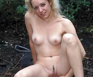 Girls Have Fun Outdoors