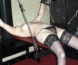EXTRA TORTURE OF FEMALE SLAVE