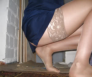 Wives in Pantyhose