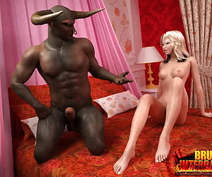 Interracial pussy ripping, messy cum showers and screaming orgasms