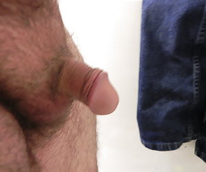 Small penis collections shots