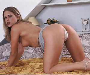 They have small tits and really hot asses and pussies - come join their performance inside!