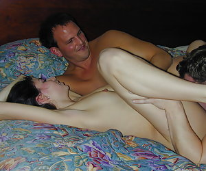 First Threesome