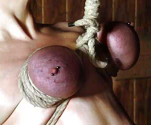 extreme tits nipple pussy ass torture