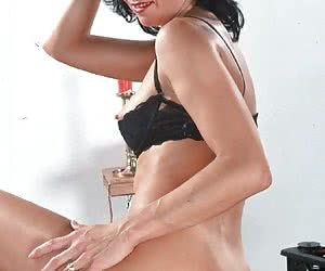 No matter how old you are, dildo is the best choice if you pussy is itching with desire