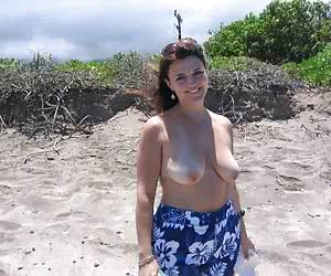 Naked On Vacation