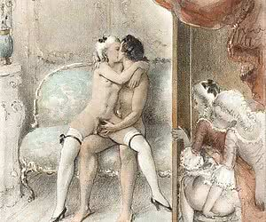 Awesome sex scenes and porn tips in vintage cartoon porn.