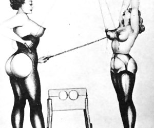 Beautiful and graceful sexual relationship looks so tempting in this vintage cartoons porn.