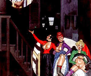 Beautiful and hot alcove sex is in the best classic cartoon porn.