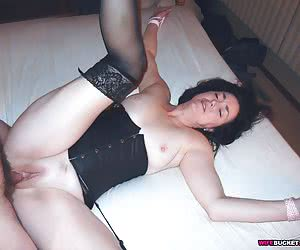 Rough fucking for this sub mature wife