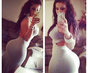 Curves In Tight Dresses